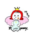 天使のテンちゃん(個別スタンプ:13)