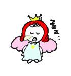 天使のテンちゃん(個別スタンプ:15)