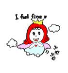 天使のテンちゃん(個別スタンプ:22)