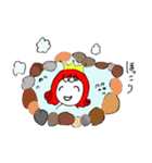 天使のテンちゃん(個別スタンプ:24)
