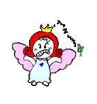 天使のテンちゃん(個別スタンプ:26)