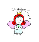 天使のテンちゃん(個別スタンプ:27)