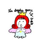 天使のテンちゃん(個別スタンプ:29)