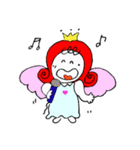天使のテンちゃん(個別スタンプ:30)