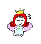 天使のテンちゃん(個別スタンプ:31)