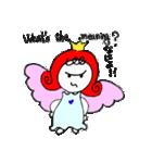 天使のテンちゃん(個別スタンプ:32)