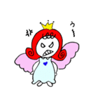 天使のテンちゃん(個別スタンプ:35)