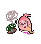 夏・胃っちゃん(個別スタンプ:36)