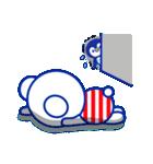☆マリンくまとペンギン★(個別スタンプ:30)