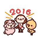 2016あけおめ物語(個別スタンプ:14)
