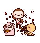 2016あけおめ物語(個別スタンプ:16)