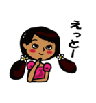 ハワイアン大好き!ハノハノ店長(個別スタンプ:24)