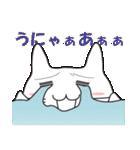 猫、感情表現する。(個別スタンプ:28)