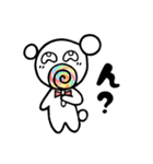 ベア田くん(個別スタンプ:22)