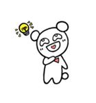 ベア田くん(個別スタンプ:35)