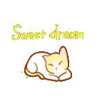 マカロン~元気な子猫ちゃん(個別スタンプ:02)