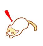 マカロン~元気な子猫ちゃん(個別スタンプ:03)