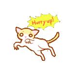 マカロン~元気な子猫ちゃん(個別スタンプ:14)