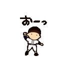 がんばれ野球部2(個別スタンプ:03)
