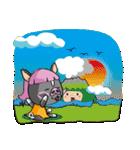 かごんま黒豚 よかおごじょ(個別スタンプ:17)