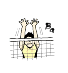 なんかスポーツ(個別スタンプ:2)