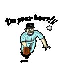 なんかスポーツ(個別スタンプ:9)