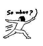 なんかスポーツ(個別スタンプ:11)