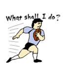 なんかスポーツ(個別スタンプ:12)