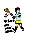 なんかスポーツ(個別スタンプ:14)
