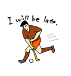 なんかスポーツ(個別スタンプ:18)