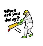 なんかスポーツ(個別スタンプ:19)