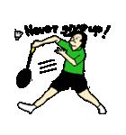 なんかスポーツ(個別スタンプ:20)