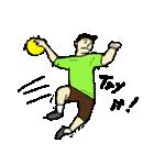 なんかスポーツ(個別スタンプ:25)