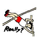 なんかスポーツ(個別スタンプ:27)
