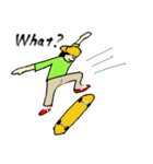 なんかスポーツ(個別スタンプ:39)