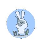 太っちょうさぎ 特別編3(個別スタンプ:02)