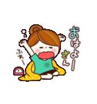 関西弁を話す女の子(個別スタンプ:05)