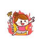 関西弁を話す女の子(個別スタンプ:24)