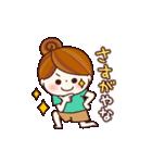 関西弁を話す女の子(個別スタンプ:27)