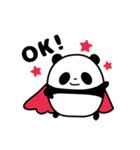 きまぐれパンダ君(個別スタンプ:09)