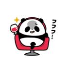 きまぐれパンダ君(個別スタンプ:19)