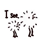 ミスターレッグス(個別スタンプ:11)