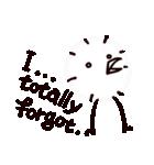 ミスターレッグス(個別スタンプ:27)