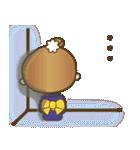 着物(浴衣)の女の子【お正月のご挨拶】(個別スタンプ:27)