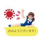 コップのフチ子~リアル編~(個別スタンプ:6)