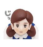 コップのフチ子~リアル編~(個別スタンプ:9)