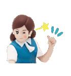 コップのフチ子~リアル編~(個別スタンプ:10)
