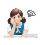 コップのフチ子~リアル編~(個別スタンプ:16)