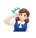 コップのフチ子~リアル編~(個別スタンプ:22)