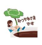 コップのフチ子~リアル編~(個別スタンプ:24)